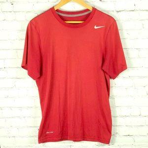 Nike Dri-Fit short sleeve shirt- Small